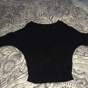 Express knit quarter sleeve shirt!