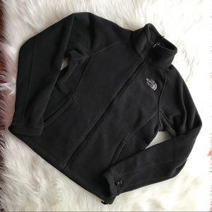 The north face women/femmes black jacket size XS