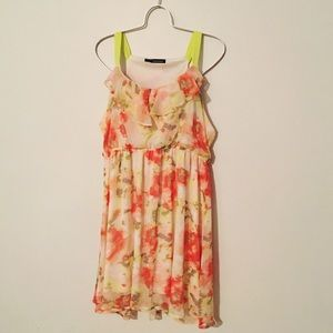 MAURICES Floral print dress