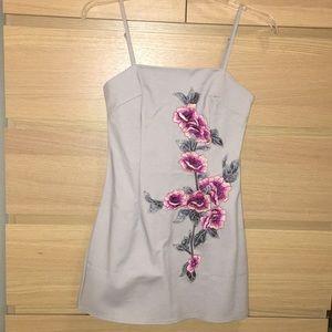 Australian Brand Tight Summer Flower Dress