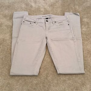 Gently Used Banana Republic Khaki Skinny Chino!