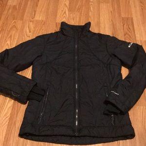 Womens Columbia Puffer Jacket