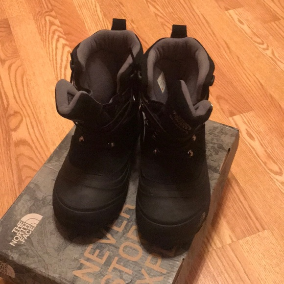 3067c8c5b NEW North Face Youth Chilkat Lace II Boots NWT