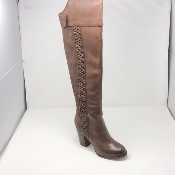 Women's DV by Dolce Vita Myer leather boots a5