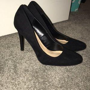 Lauren Conrad Black high heels