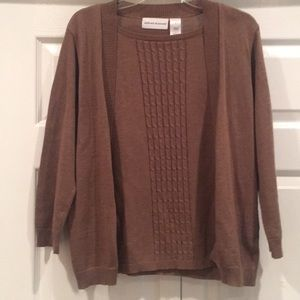 Alfred Dunner sweater set