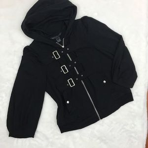 Marc by Marc Jacobs Hooded Zip Up