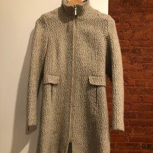 H&M tweed coat