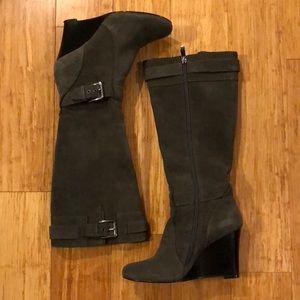 LOFT Suede Boots