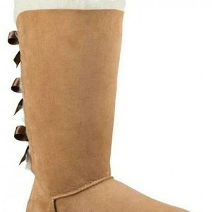 100% authentic ugg boots chestnut