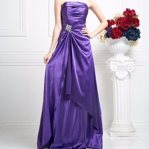 prom evening bridesmaid gown party dress