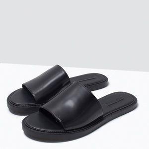 Zara Black slides
