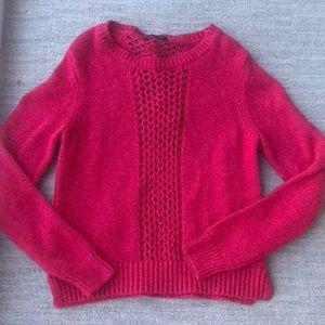Banana Republic Open Weave Sweater