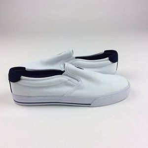 Polo Ralph Lauren Vaughn Canvas Slip-on Sneaker