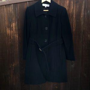 Wool Coat Anne Klein