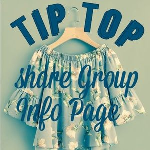 Tops - Conversation and information for topd share group