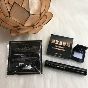 🆕[Eye Kit] Marc Jacobs | BUXOM | Tarte