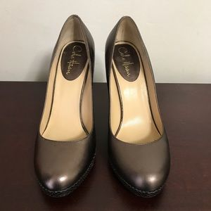 Cole Haan brown Heels