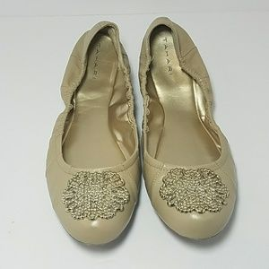 Tahari Ballet Flats size 10
