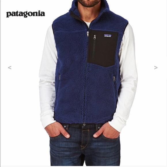 706d7934a326e PATAGONIA Men's Classic Retro-X Fleece Vest SMALL.  M_5a1362b736d594ced90042d3