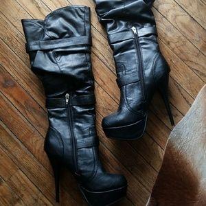 SEXY Stiletto Boots