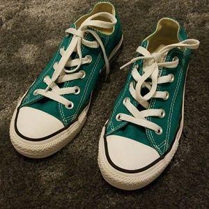 Converse All-Star Sneaker - Teal Green