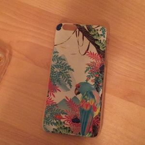 tropical phone case