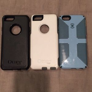 iPhone 6/6s cases... 3 for $30