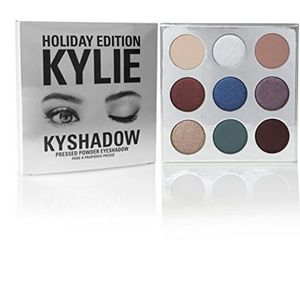 New Kylie Holiday Edition Eyeshadow Pallette