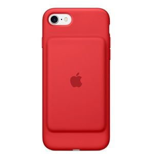 APPLE BATTERY CHARGE CASE IPHONE 7 RED