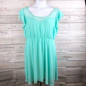 NWT Mint Torrid Dress