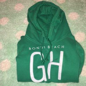 Bindi beach sweatshirt