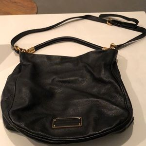 Marc by marc jacobs black purse crossbody