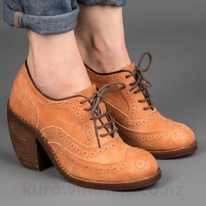 NOT FOR SALE Jeffrey Campbell Tuttle Oxfords