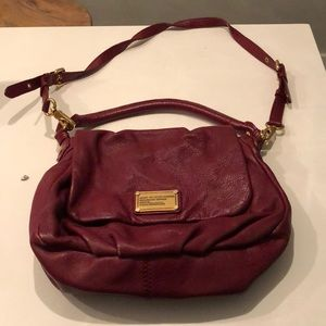 Marc by marc jacobs red purse