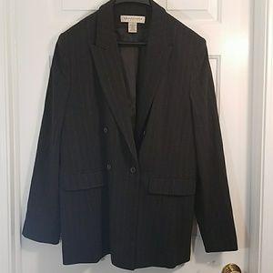 NEW Apostrophe stretch blazer.