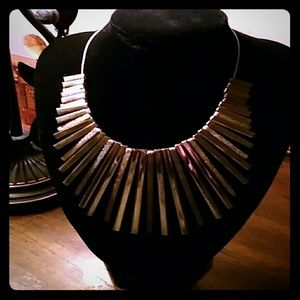 Vintage Boho / Egyptian Statement Necklace