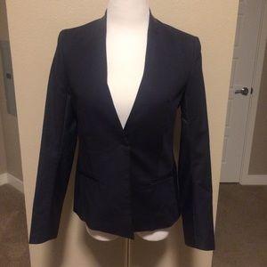 Calvin Klein navy blue blazer size small