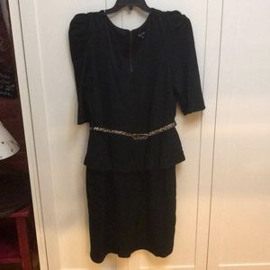 Size 22 XL City Chic peplum dress