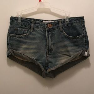 One Teaspoon vintage shorts
