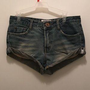 One Teaspoon vintage shorts