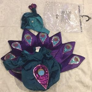 Other - Baby peacock costume