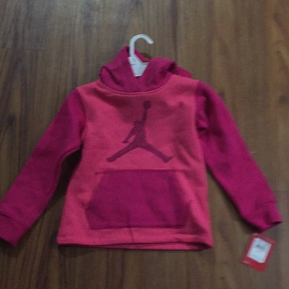 Girls Jordan sweatshirt nwt final d3c4b29311ac