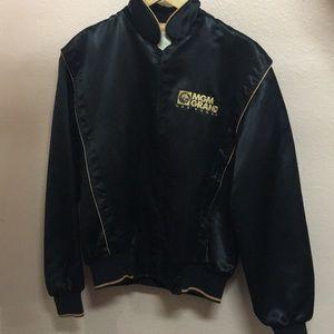 vintage MGM grand Las Vegas jacket