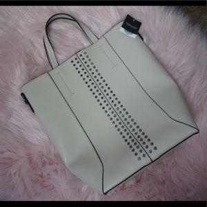 BRAND NEW Nude TopShop Messenger Bag