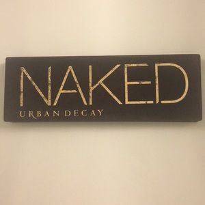 Naked 1 Eyeshadow Palette Urban Decay