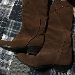 Reba Suede Boots