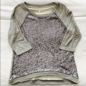 Urban Outfitters sequins top