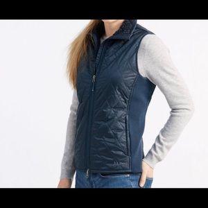 L. L. Bean Women's Fleece-Lined Fitness Vest
