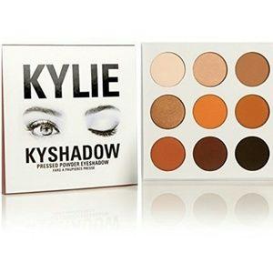 Kylie Bronze Edition Eyeshadow Pallete